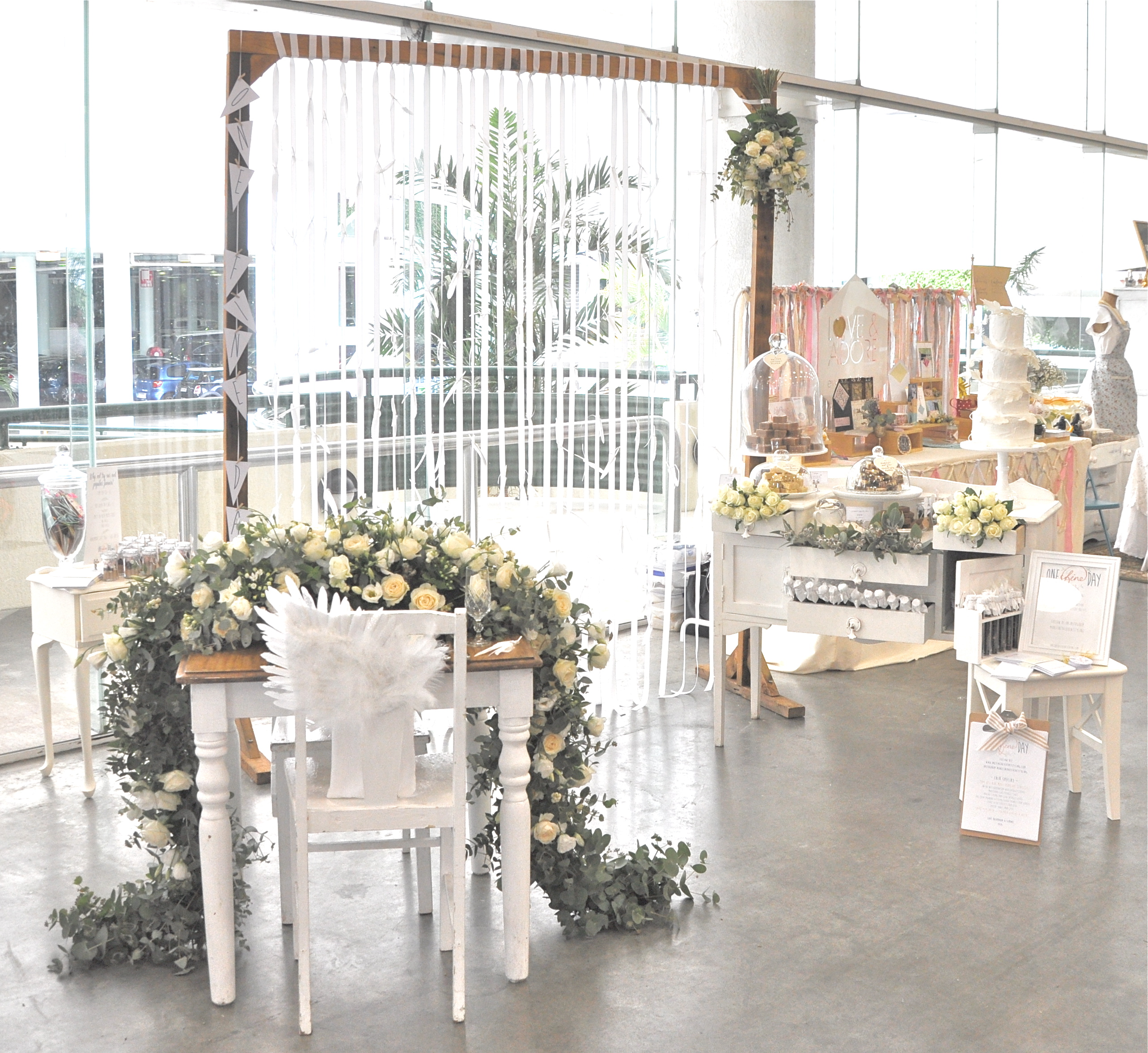 Beautiful Wedding Ceremony Backdrop Ideas